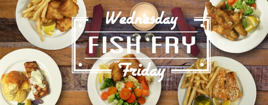 wed fri fish fry